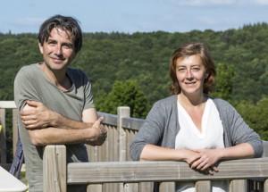 Cyril et Maÿlis Guiraud