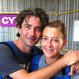 Maylis et Cyril Guiraud