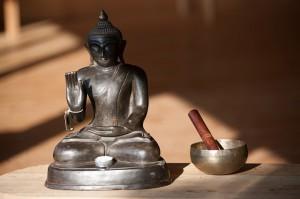 Sous la protection de Bouddha