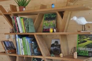 Bibliotheque naturaliste à l'arbre aux étoiles, un lieu pour apprendre et pratiquer...