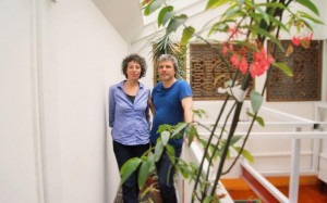 Anne Cecile et Guy