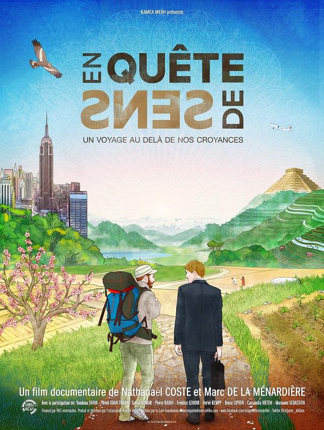 Projection du film 'En quête de sens' - 27 septembre 2015