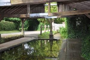 Le Lavoir de Carbec et son eau guerisseuse
