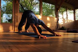 Yoga Vinyasa avec Benoit le Gourrierec (Oct 2020)