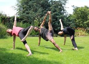 Yoga avec Mika
