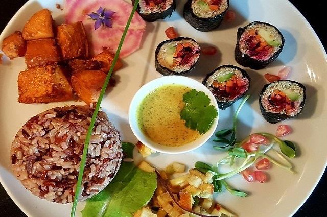 Cuisine saine, initiation à la naturopathie & yoga (dec 20)