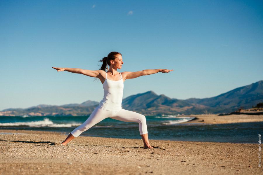 Yoga à Pâques avec Iris Chasles