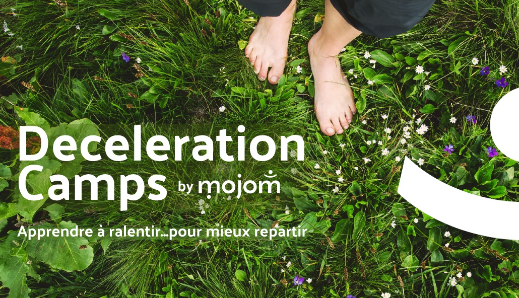 Deceleration Camp avec Alice Vivian
