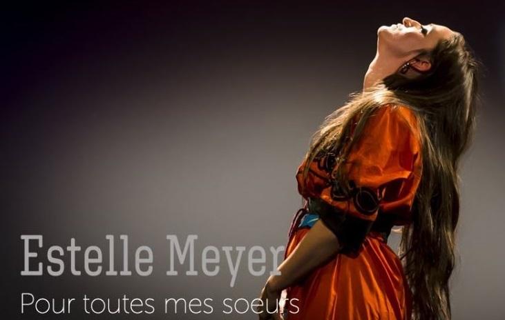 """Concert d'Estelle Meyer """"Pour toutes mes sœurs"""""""